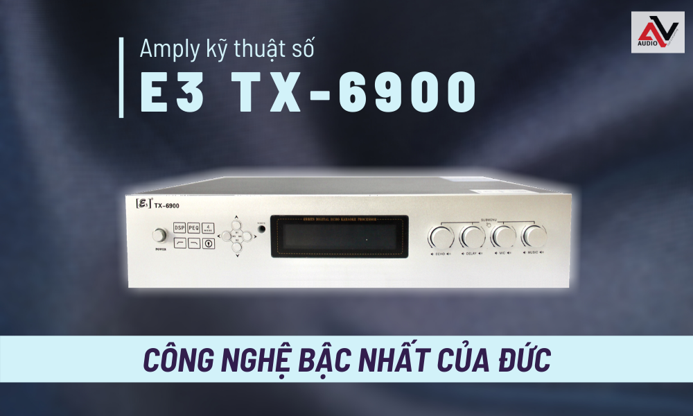 Amply-E3-TX-6900