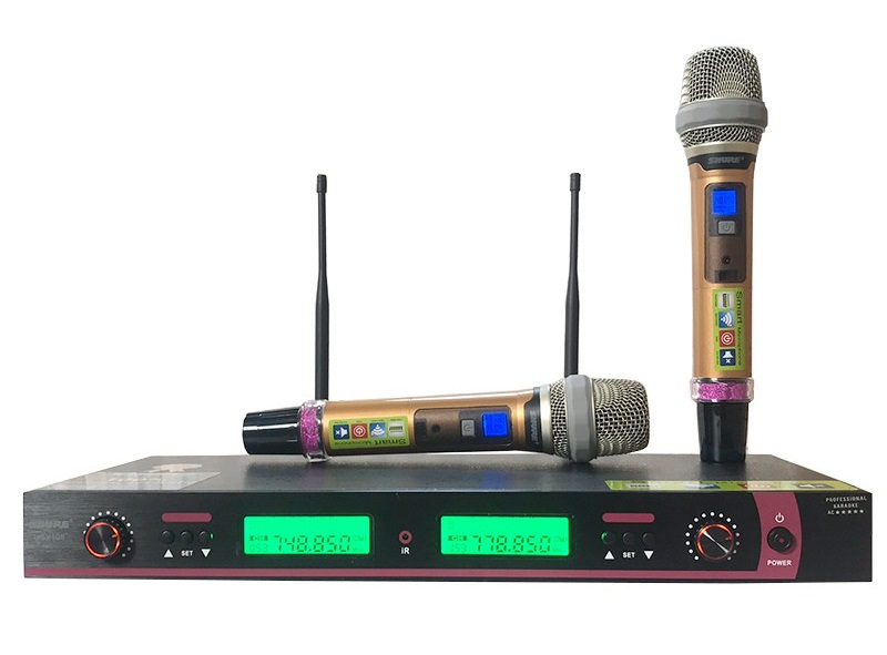 Micro-karaoke-Shure-UGX10II-gia-re