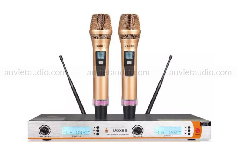 Micro-karaoke-Shure-UGX9-II-gia-re